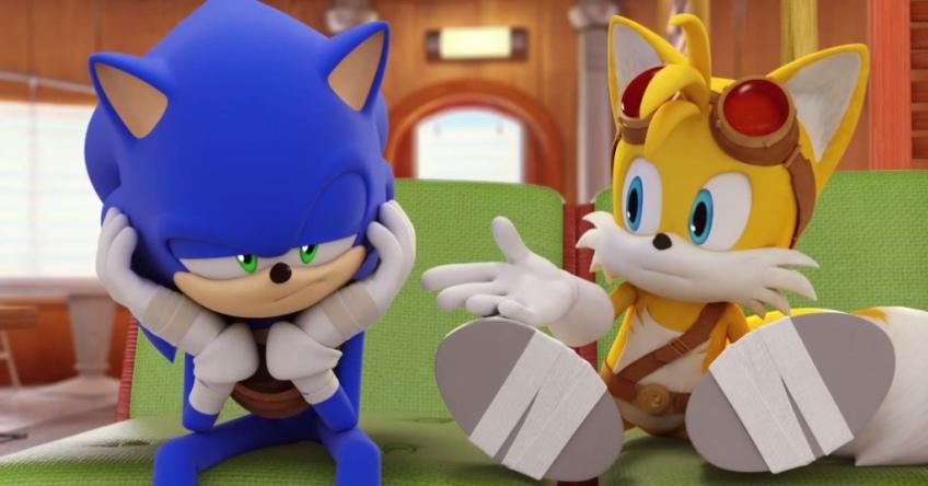 Sonic Boom стал самым провальным проектом Sega в прошлом году