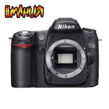 Утекшие снимки Nikon D80