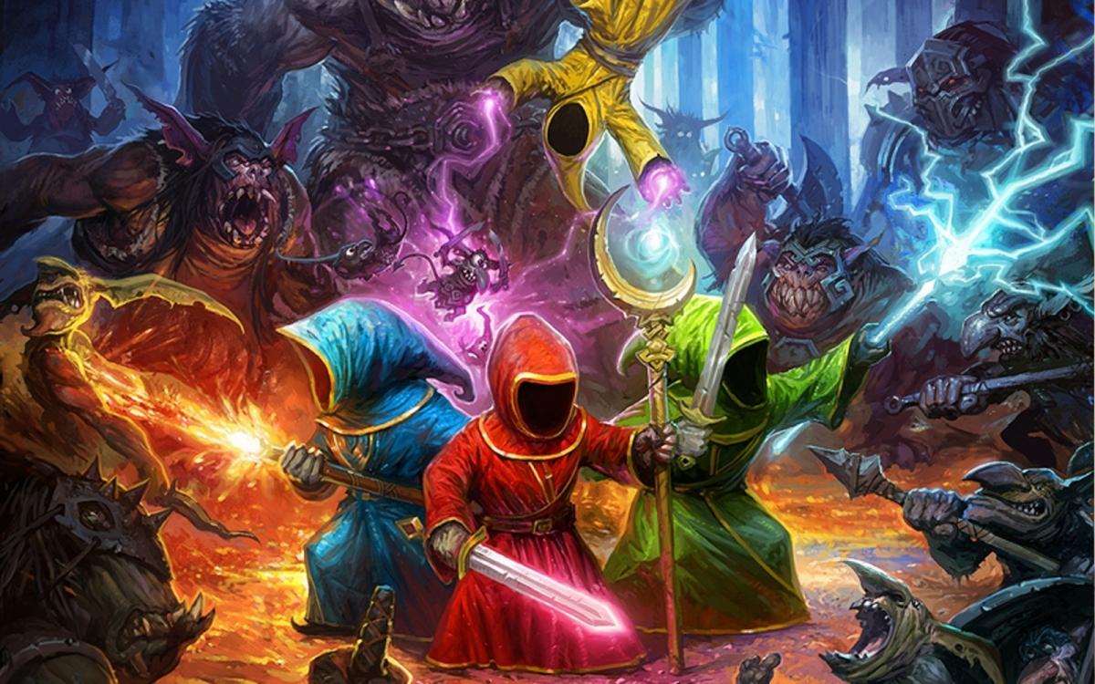Magicka2, Age of Wonders, Europa Universalis: подборка игр Paradox в Humble