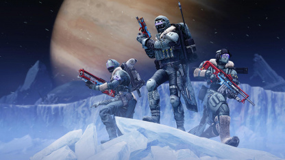 Авторы Destiny 2 случайно включили кроссплей