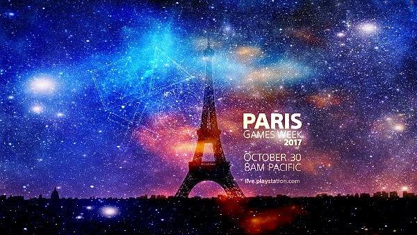Прямая текстовая трансляция с Paris Games Week 2017 (1—5 ноября)