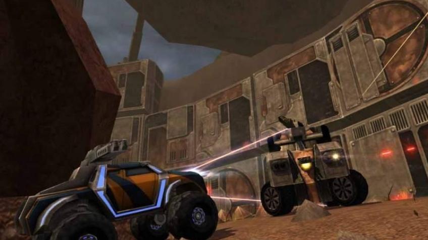Auto Assault разоряет NCsoft