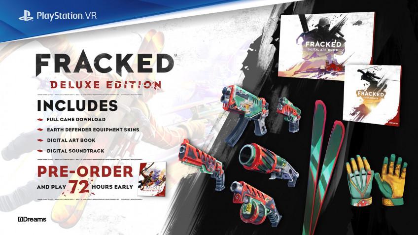 VR-боевик Fracked выходит 20 августа1