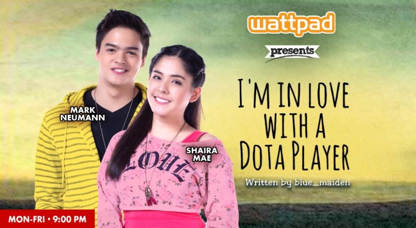 Филиппинцы запустили сериал «Я влюбилась в дотера»