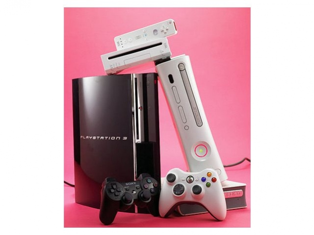 Продажи PS3 упали, Wii в лидерах