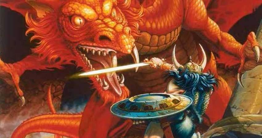 Открыт предзаказ русского издания игры Dungeons & Dragons