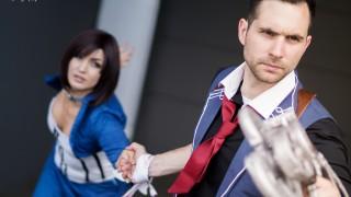 Final Fantasy15 и BioShock Infinite: лучший косплей с Japan Expo