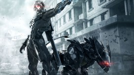 Metal Gear Rising: Revengeance выйдет на PC