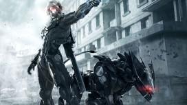 Metal Gear Rising: Revengeance выйдет на PC