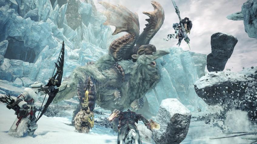 Iceborne — первое и последнее расширение для Monster Hunter: World