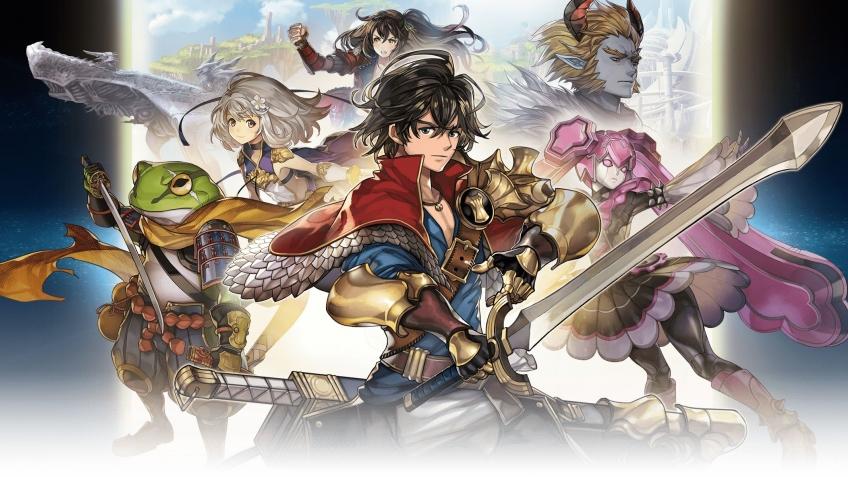 Авторы Chrono Trigger и Binchotan выпустили мобильную RPG Another Eden