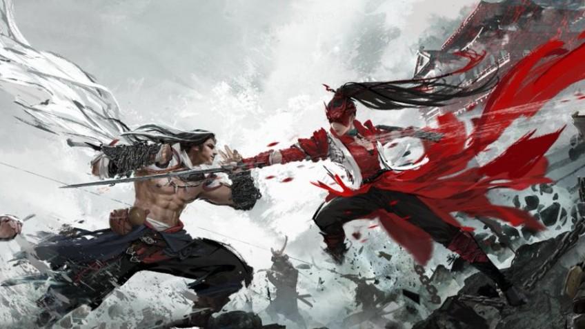 В ходе The Game Awards представят игру Naraka: Bladepoint