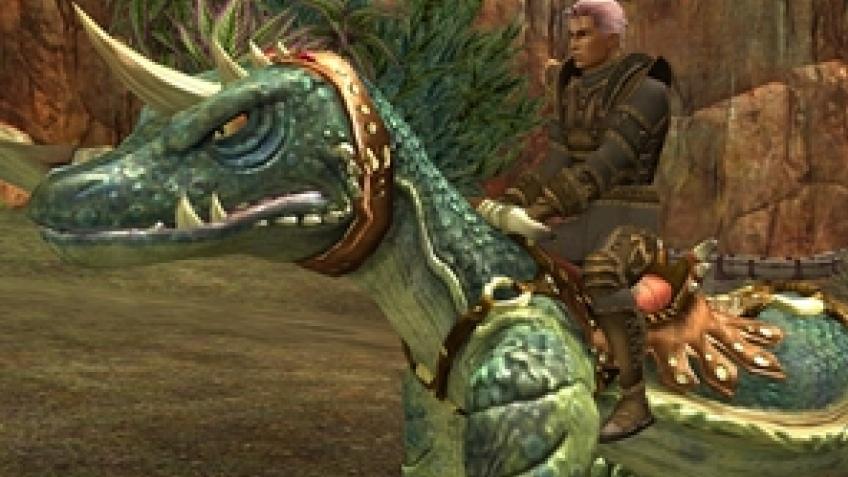 EverQuest2. Прыгающие и парящие маунты — уже совсем скоро!