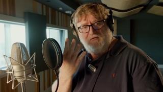 Гейб Ньюэлл шутливо намекнул на Half-Life3