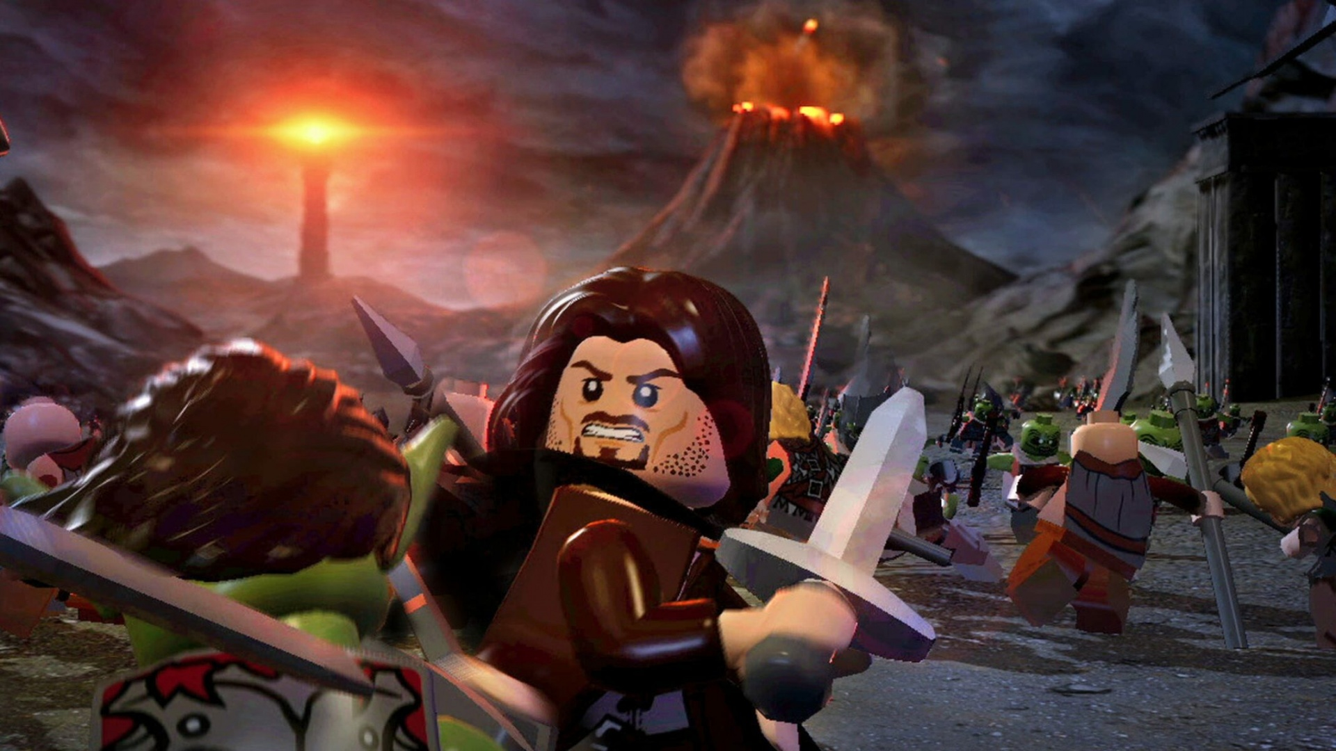 LEGO The Lord of the Rings и LEGO The Hobbit вновь можно купить в Steam