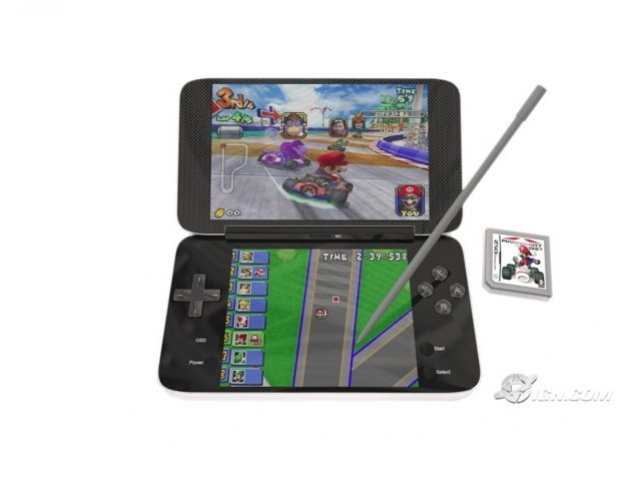 Nintendo готовит новый DS?
