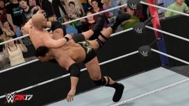 PC-версия WWE 2K17 выйдет в следующем месяце