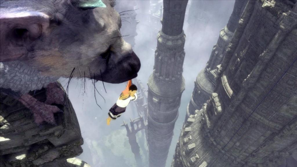 Sony снизила цену на The Last Guardian