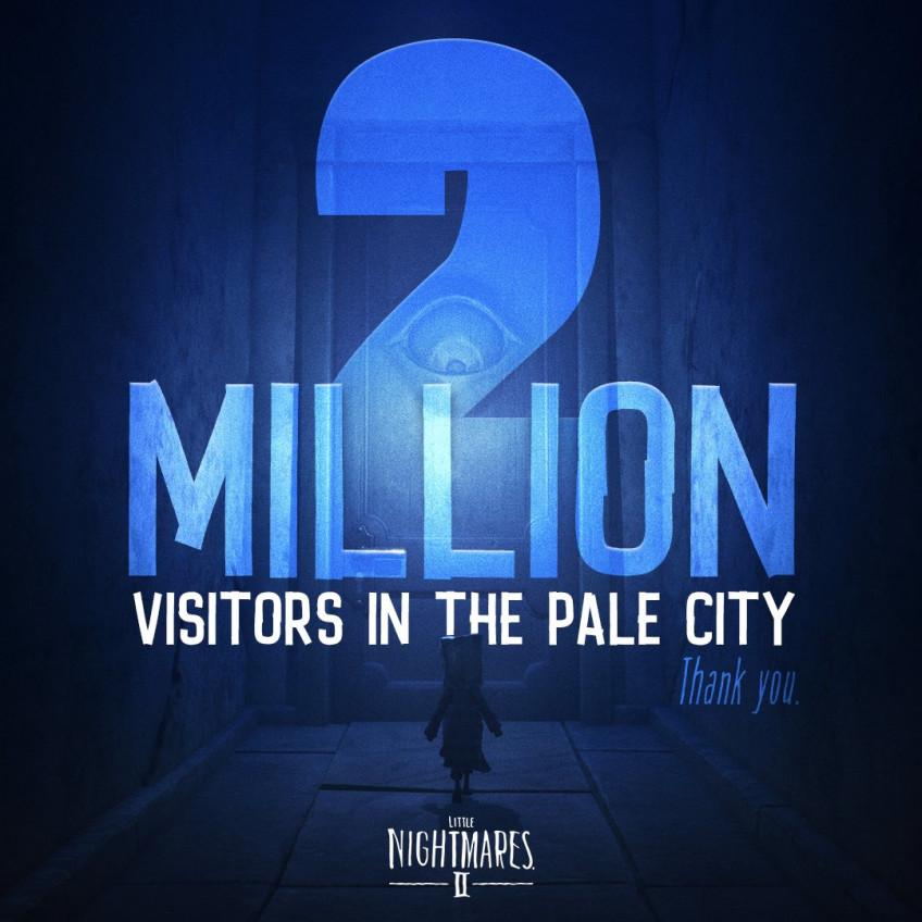 За полгода тираж жуткой Little Nightmares II составил 2 млн копий1