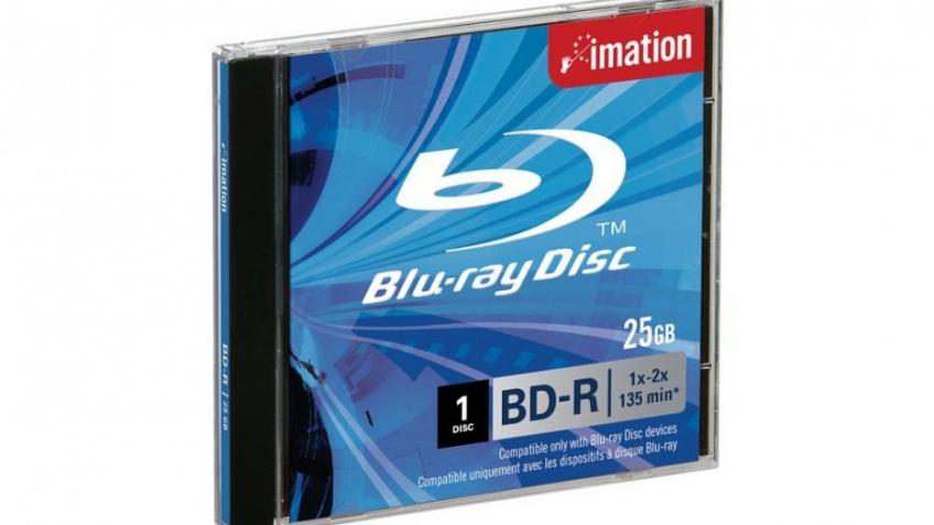 Влагостойкие диски Blu-ray