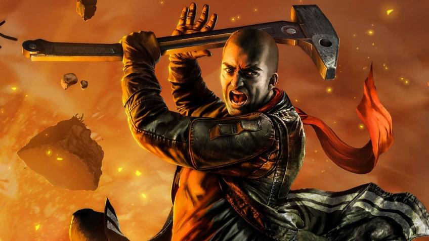 Red Faction: Guerrilla выйдет на Nintendo Switch в начале июля