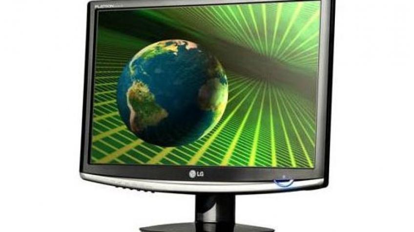 Экологически-дружелюбный монитор от LG