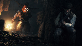 В Hunt: Showdown началось событие The Harvest с тыквами — в честь Хэллоуина