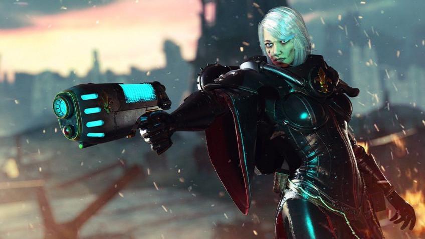 Анонсирована Warhammer 40,000: Battle Sister