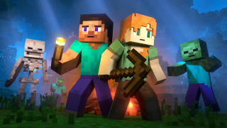 Рост Стива из Minecraft оказался выше, чем у большинства мужчин