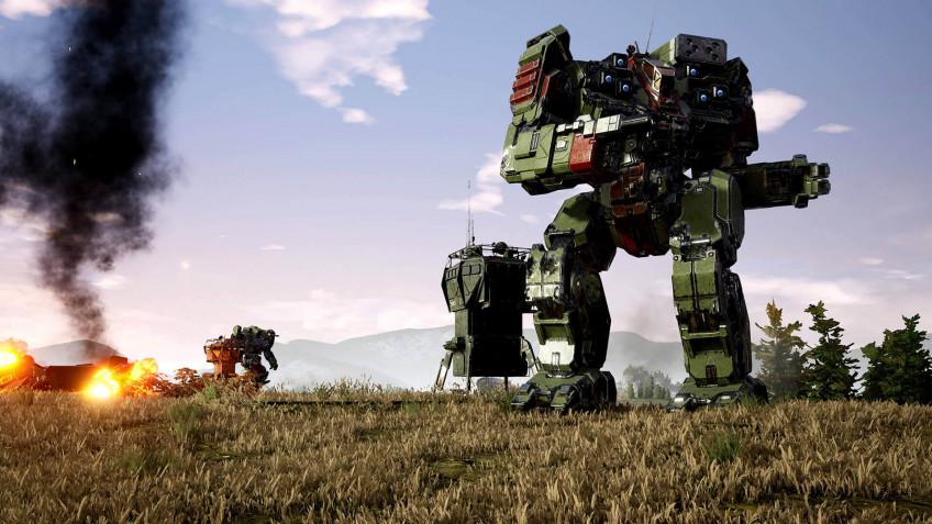 Enad Global7 купила студию Piranha Games, авторов MechWarrior 5: Mercenaries
