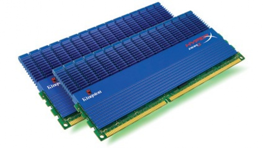 Kingston представила «самые быстрые» модули DDR3