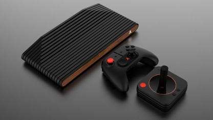 Atari рассказала об игровой консоли VCS