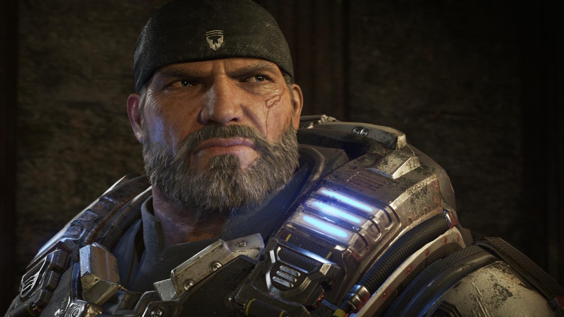 В Gears5 нашли скрытый режим от первого лица