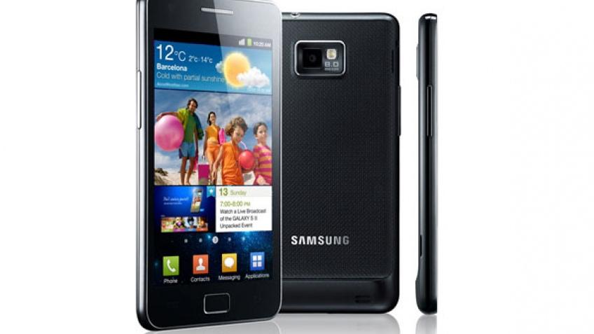 Samsung обновила суперсмартфон Galaxy S II