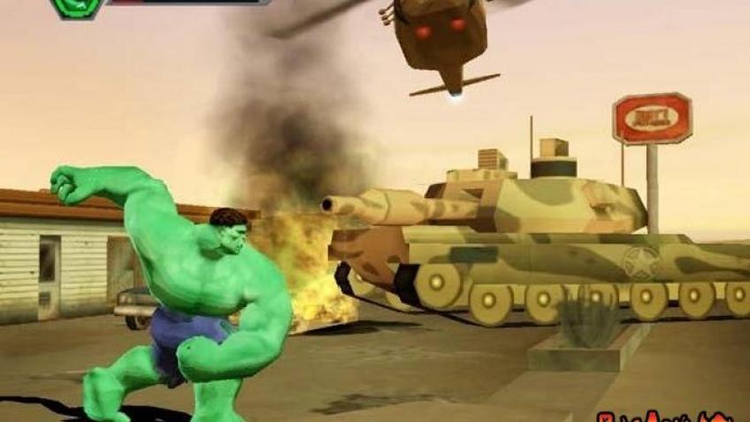 The Hulk: подсказки