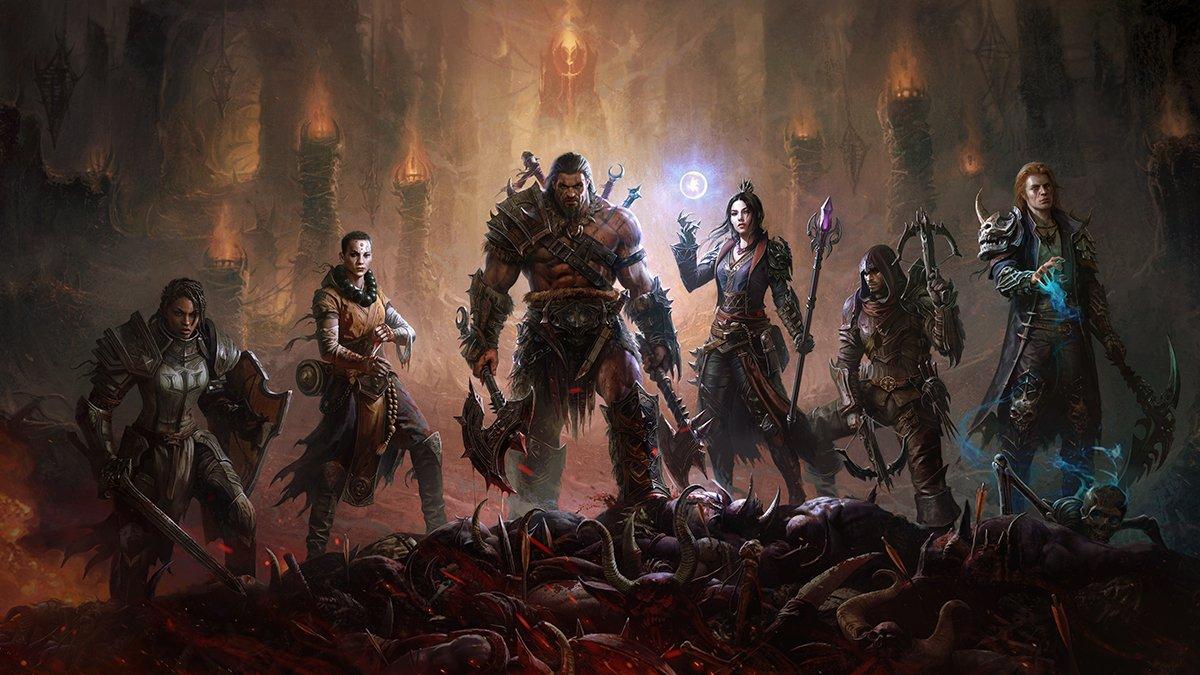 В Diablo Immortal пройдет новый этап закрытого альфа-тестирования — Игромания