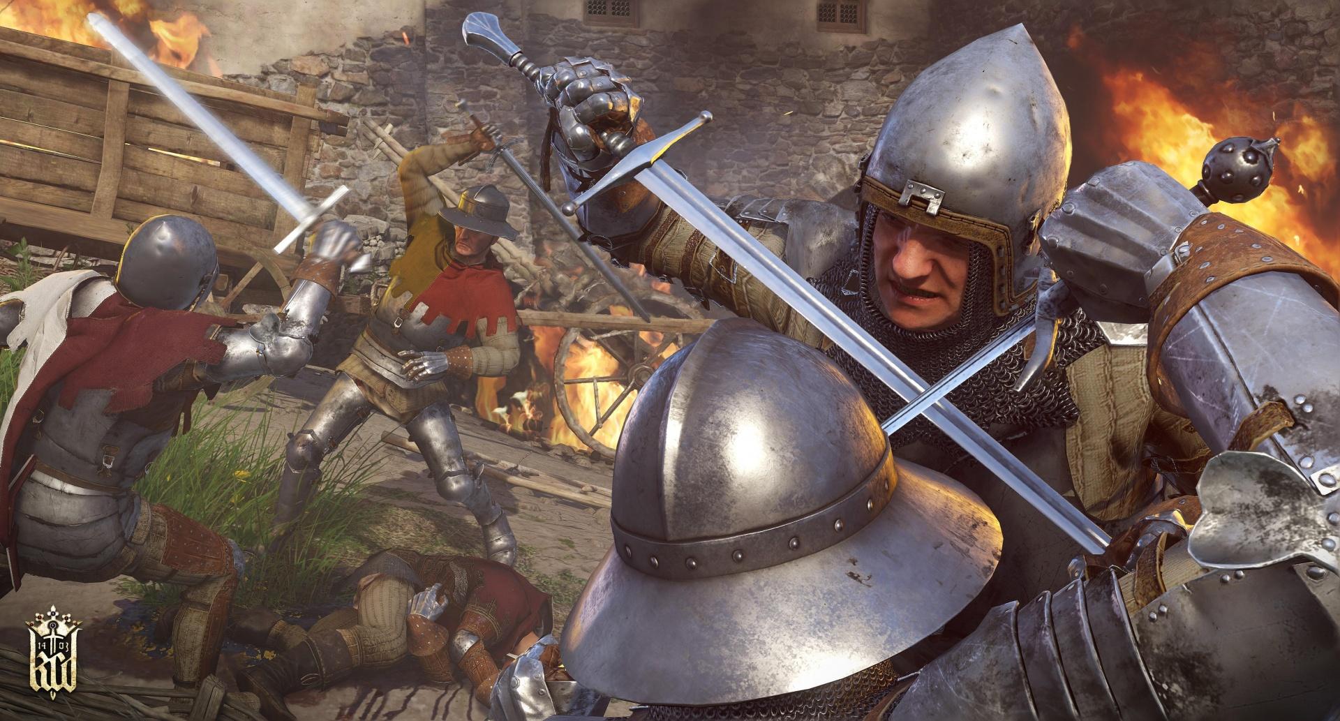 Kingdom Come: Deliverance на неделю стала бесплатной в Epic Games Store