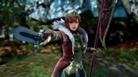 Вторым персонажем второго сезона SoulCalibur VI стала Хильда
