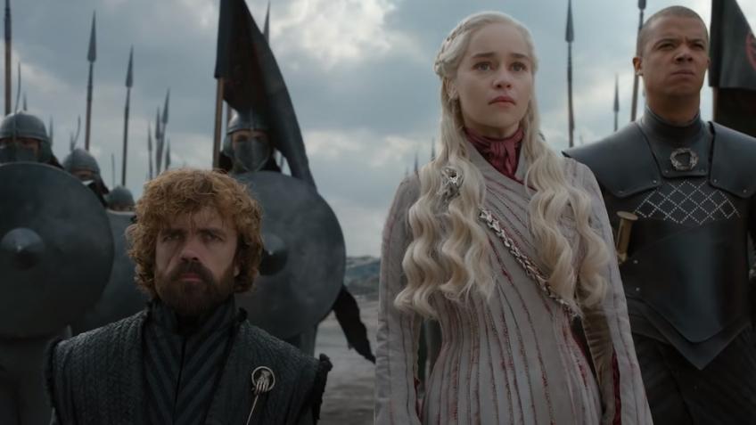 Самые крутые сцены 5-й серии 8-го сезона «Игры престолов» в GIF