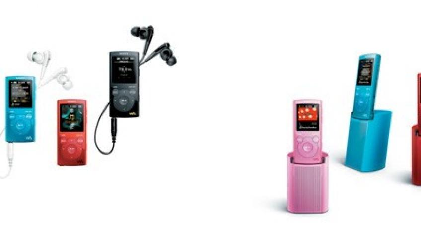 Sony представила новую линейку Walkman