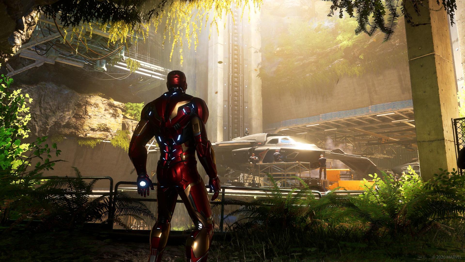«Мстители» стартовали в Steam без помпы — пик в27 тысяч игроков