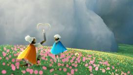 Знакомство с загадочными существами в новом видео Sky: Children of the Light
