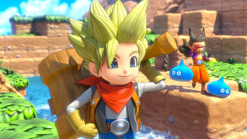 Из Dragon Quest Builders2 убрали антипиратскую защиту Denuvo