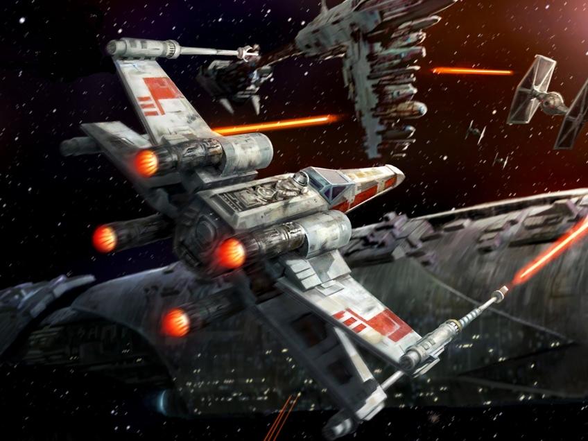 Star Wars: X-Wing и TIE Fighter перевыпустят на PC