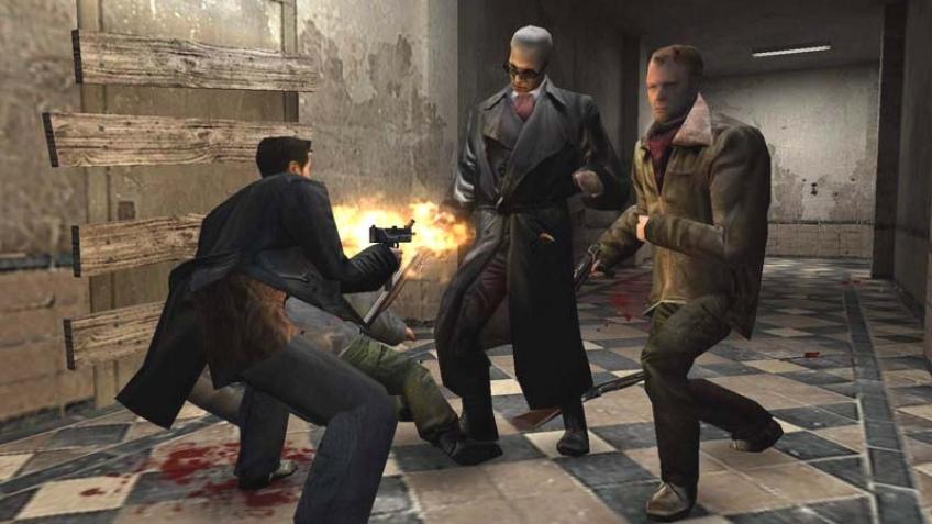 Демо Max Payne: завтра, все будет завтра!