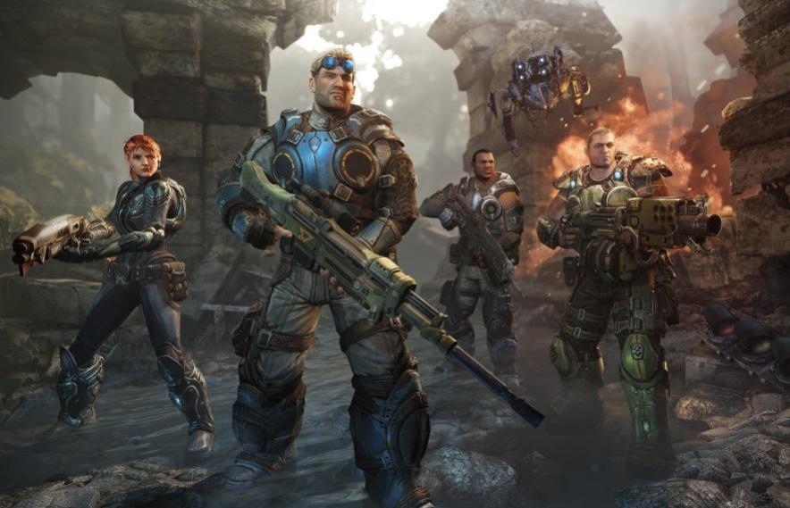В Gears of War: Judgment есть бонусная кампания