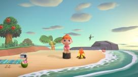 Animal Crossing: New Horizons удерживает лидерство в чарте розницы Японии