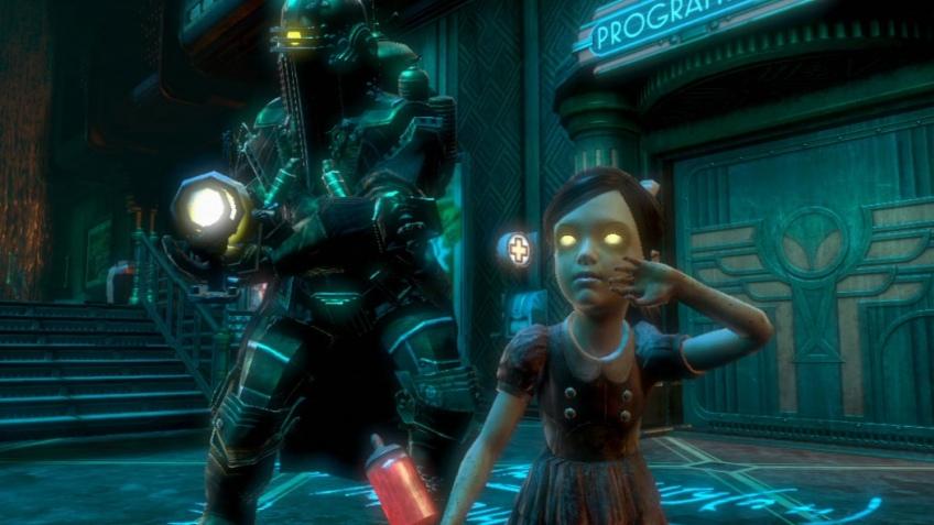 BioShock2 дополнят сегодня