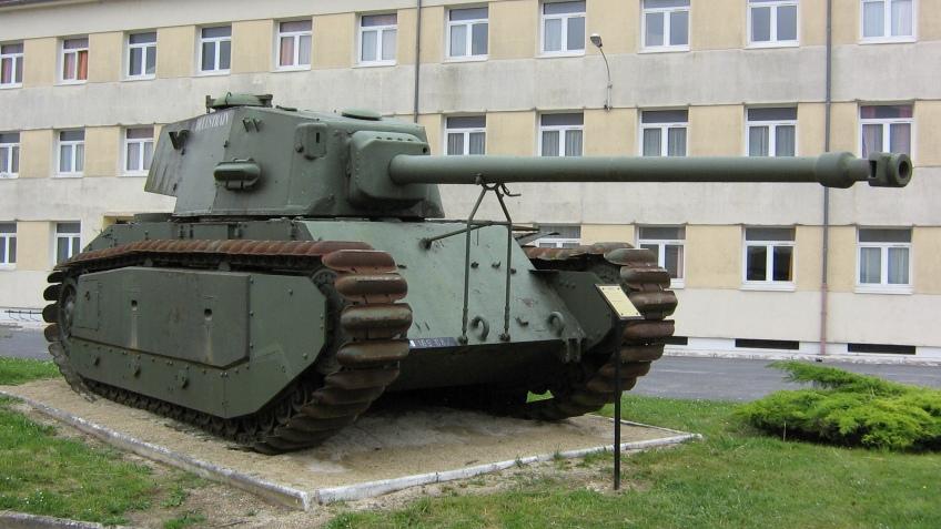 World of Tanks: видеообзор тяжелого французского танка ARL44