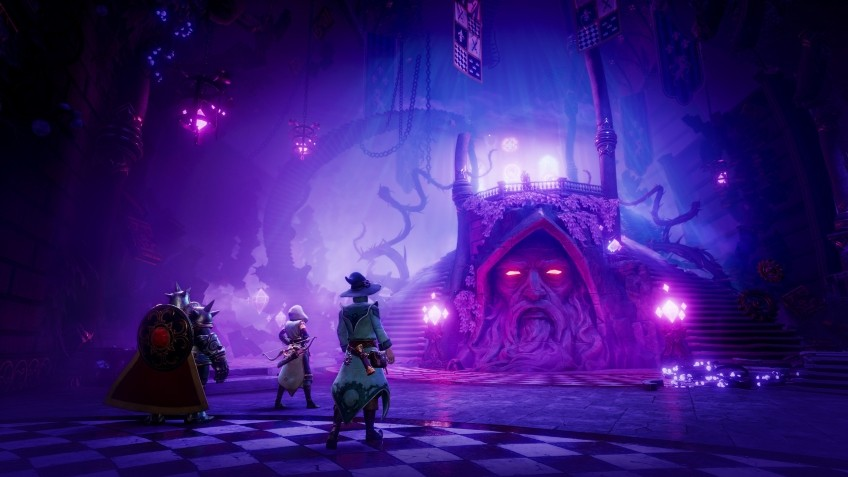 Новый сюжетный трейлер Trine 4: The Nightmare Prince